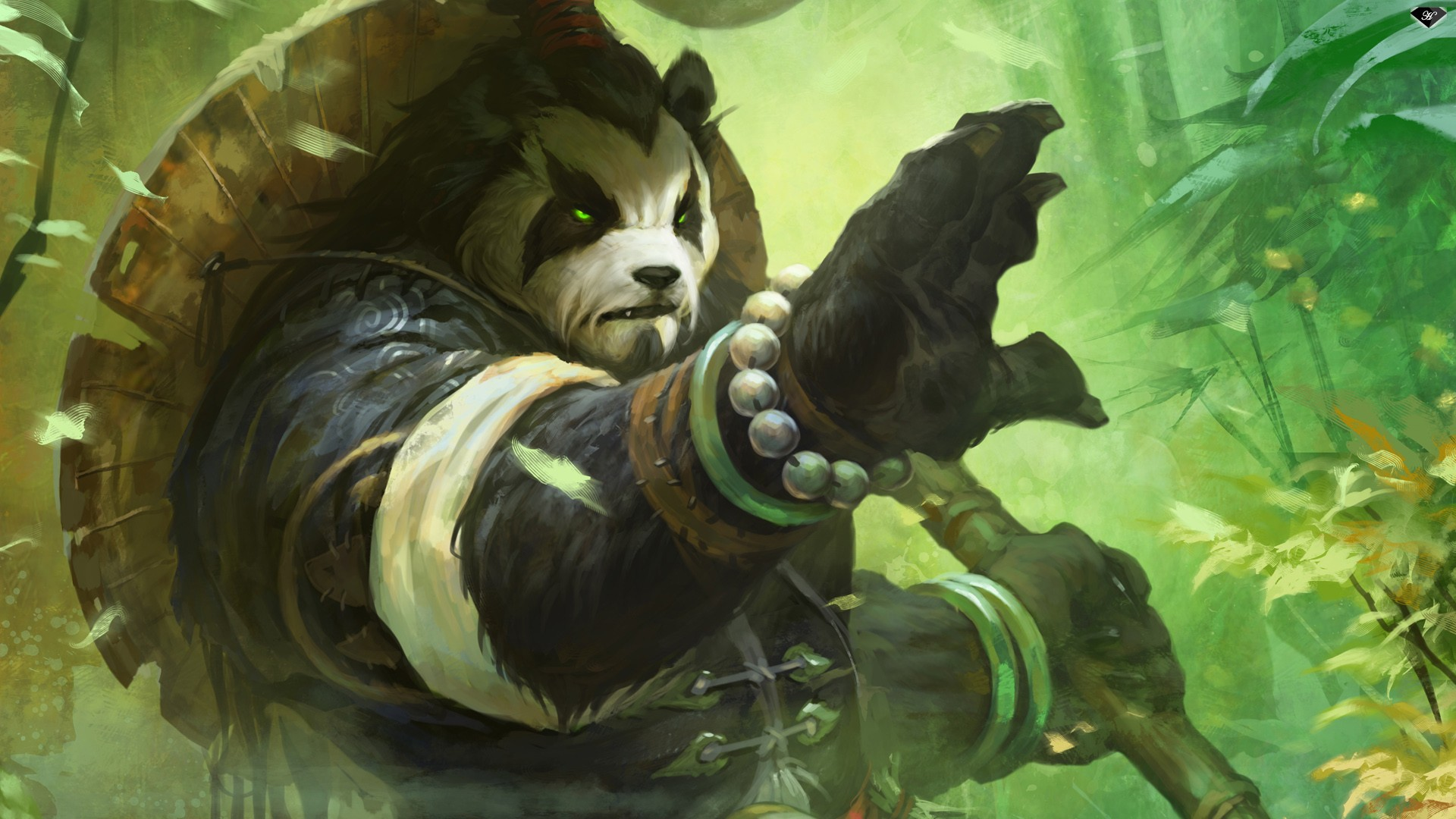 Kung Fu Panda World Of Warcraft Mists Of Pandaria Chen Stormstout