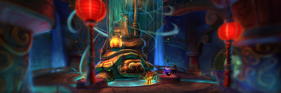 Legion Alpha Build – Minor Updates!