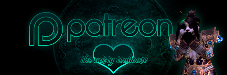 Teahouse Patreon is Launched!