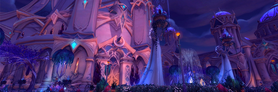 Essence Synergy and Suramar in New Build