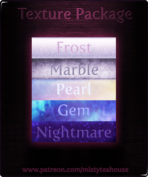 Promo - Texture Package
