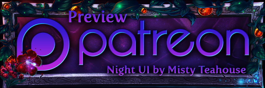 Patreon Preview – Art of Night