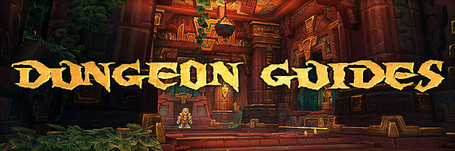 BFA Dungeon Guides added to the Teahouse!